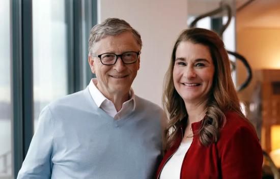 宣布离婚前 盖茨夫妇的基金会清仓苹果Twitter股票