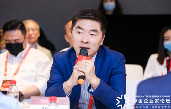华新投资创始人赵福:资本不只是逐利 还要追求价值观
