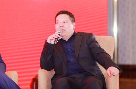 """""""潍坊银行章延文:完善差异化的金融机构和产品体系"""