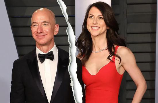 Cash out $400 million! Bezos' ex-wife sells some Amazon shares