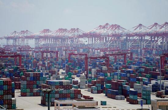 IMF:贸易冲突将使2020年全球GDP损失0.8%