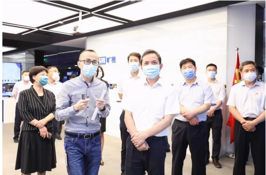 北京卢彦副市长调研旷视:加强人才队伍建设 鼓励科技企业创新发展