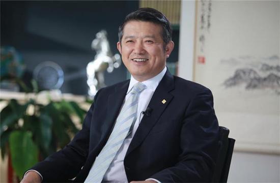 陈东升:泰康今年出现大大超越所谓互联网的高增长