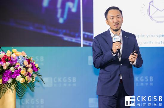 微柔大中华区人造智能暨数字化转型总经理赵质忠
