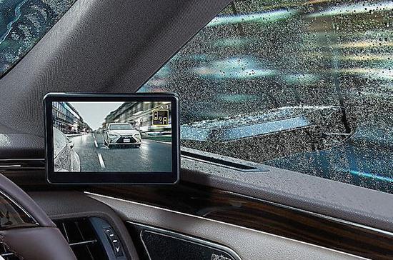 丰田雷克萨斯 ES是亿元始款行使摄像头取代传统后视镜股票排名量产车型