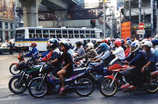 泰最大国有银行史上首次接受摩托车作为贷款抵押品
