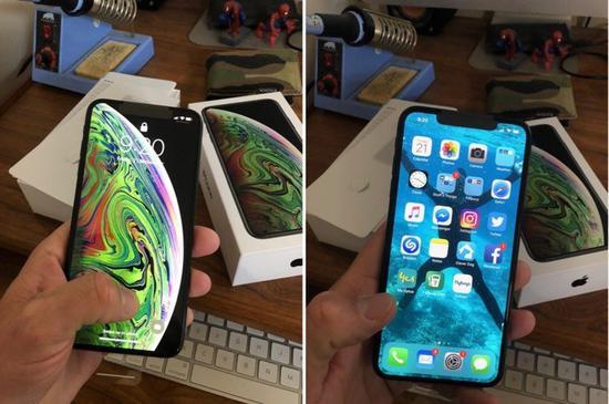 """""""全新蘋果手機還沒到貨卻發現第三方渠道已經開始降價"""