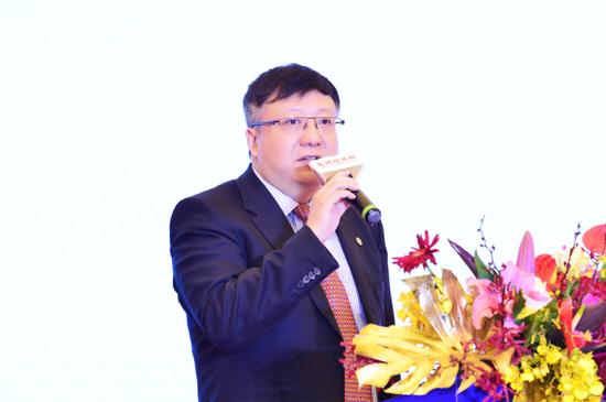 图:南方基金副总裁俞文宏