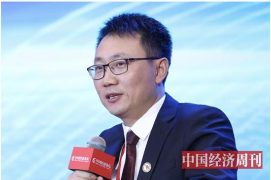 何逢阳 (《中国经济周刊》记者 胡巍 摄)