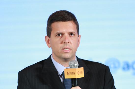 巴西农业咨询公司高级分析师 法比欧﹒满金