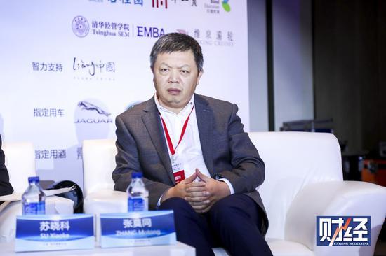 芳晟股权投资基金营业创新部总经理张莫同