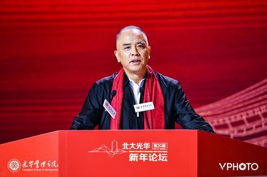 海马集团董事长、海南省工商联主席景柱