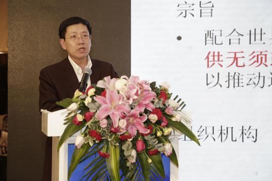 中国银走国际金融研修院案例中心主任张文祥