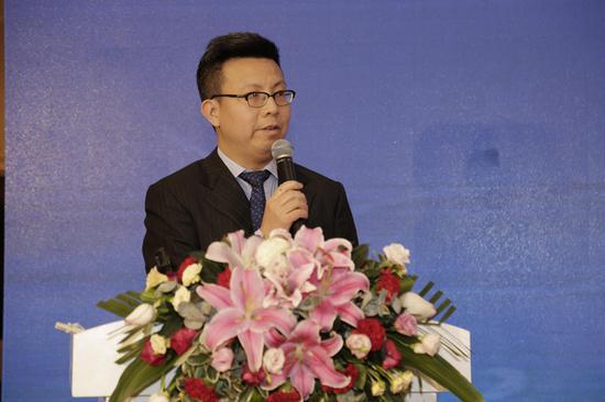中国宏泰发展金融管理中心总经理肖欣