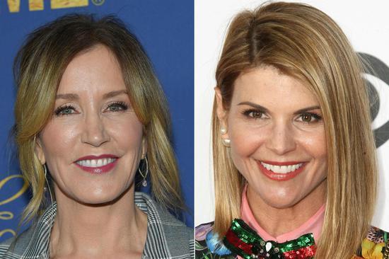 卷入此案的两位好莱坞女星