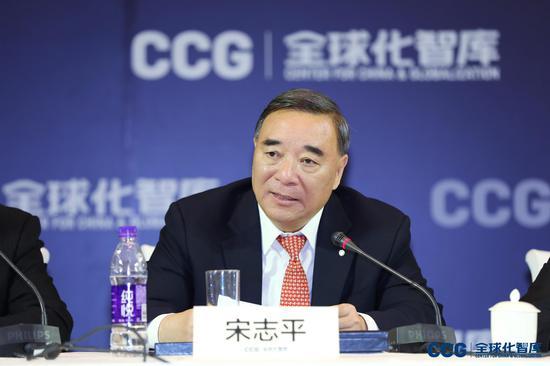中国建材集团董事长宋志平