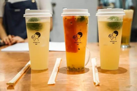 喜茶再传获得投资估值或高达80亿元 成为国内茶饮界估值最高的品牌