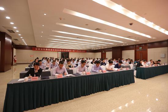 安徽省成立首个私募基金业协会 首批会员合计98家