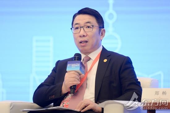 上海市地方金融监督管理局(上海市金融工作局)局长郑杨