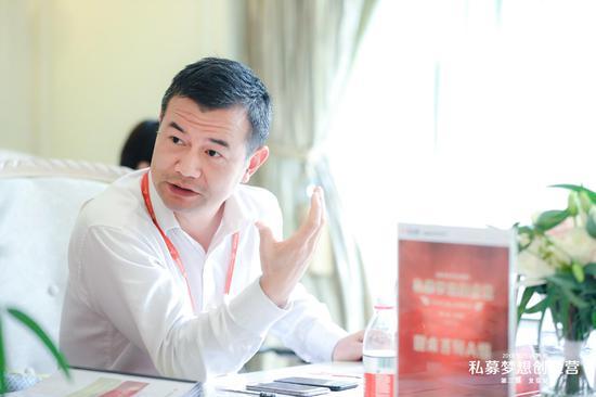 A组评委:中国工商银行私人银行部副总经理陈坚