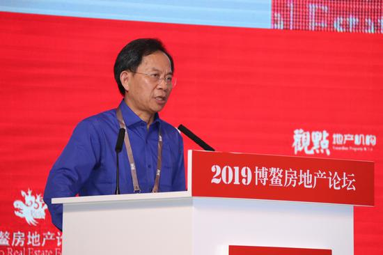 国家统计局原局长、阳光资产首席战略官邱晓华