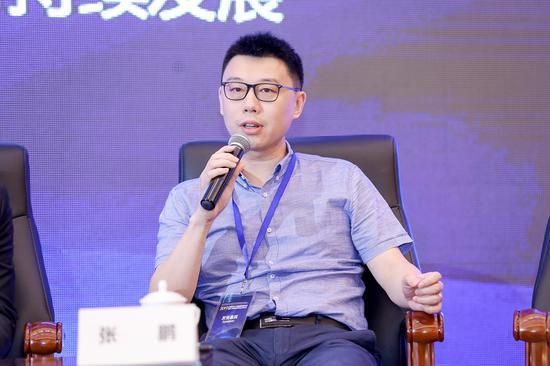 中子星金融创首人兼CEO张鹏