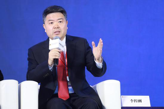 科大讯飞副总裁、消费者BG副总裁李传刚