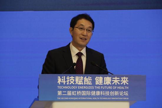 苏州市委常委、苏州工业园区党工委书记吴庆文