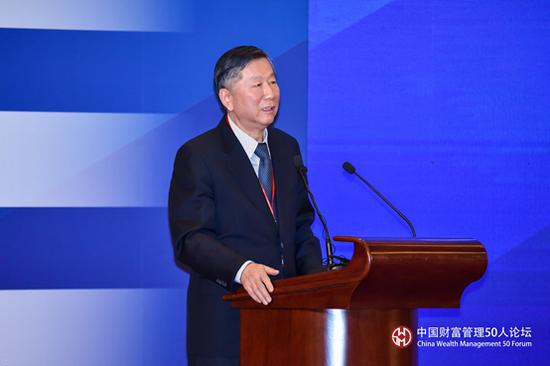 全国政协常委、经济委员会主任、原银监会主席尚福林