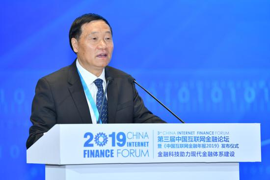 天地政协委员、中国证监会原主席肖钢
