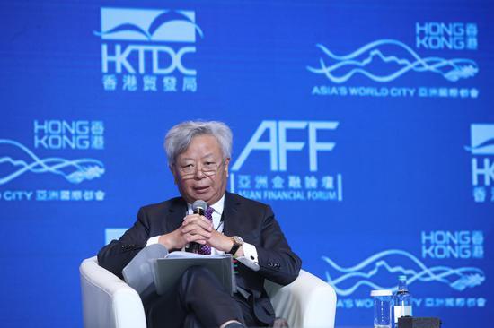 亞投行行長金立群:使用ESG數據推動亞洲金融發展