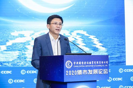 中国工商银走金融市场部副总经理贾蔚