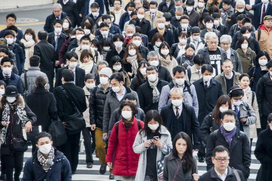 调查显示逾半日本人对政府抗疫工作不满