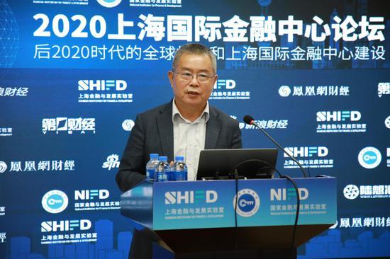 李扬:上海国际金融中心要在金融生态等六个方面加强建设