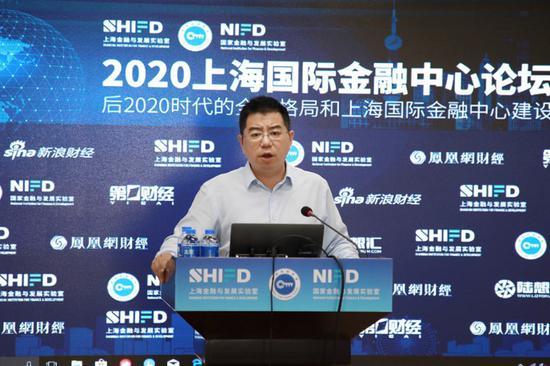 SHIFD张湧:上海临港新片区应按经济特区进行管理