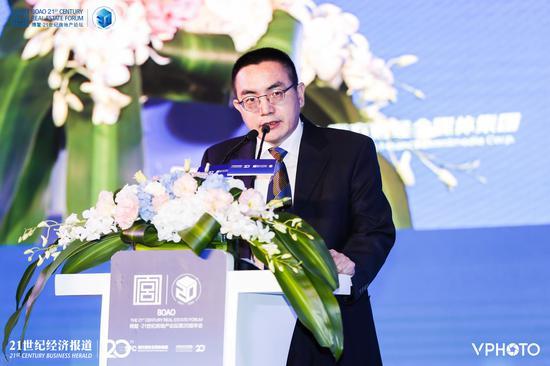 邓红辉:房地产是中国经济稳定器 是从疫情中恢复最快的行业之一