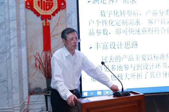 许宪春:人类已进入数字化时代 我国数字化技术发展尚不平衡