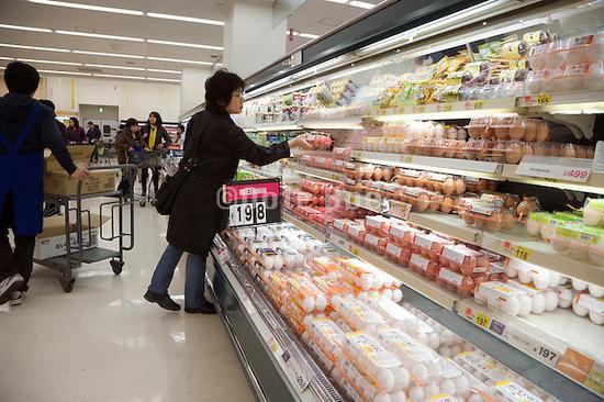 日本1至7月鸡蛋出口增长约一倍 超去年全年
