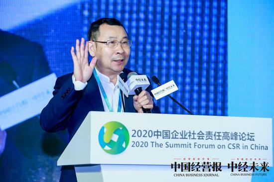 徐永光批冯小刚为陈光标辩护:慈善理念如果掺了假还能长久吗