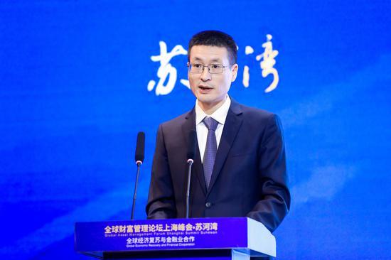外管局陆磊:国际机构投资者普遍看好中国金融市场发展