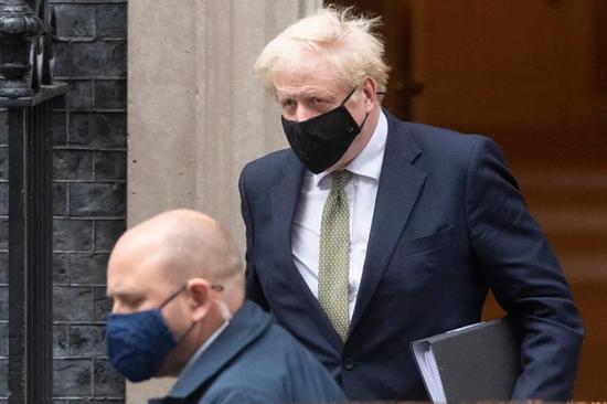 约翰逊的无协议脱欧威胁引来英国商界强烈抵触