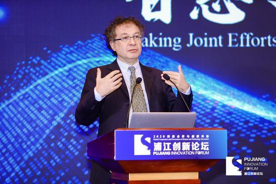 Michele Geraci:发展领域中技术、人工智能等是最好的合作方面