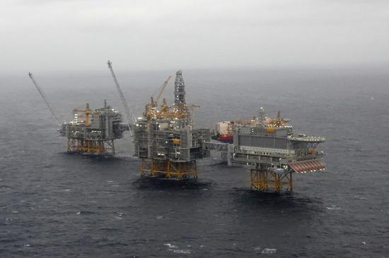 周一美油收高2.8%布油涨1.9% 均创18年10月以来新高