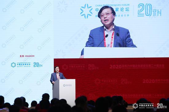 杨元庆:5G是智能时代前导性技术 是实现智能化应用的抓手