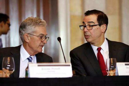 美联储将按要求把紧急贷款工具未使用资金退还财政部