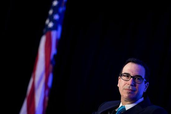 美国财长姆努钦:七国集团今天讨论了新冠和加密货币等议题