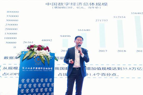 火币中国出席中国国际金融论坛 共话以区块链构建数字金融新生态