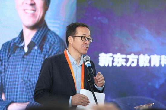 新东方Kids+全面亮相未来学校生态大会 幼教赛道竞争愈烈
