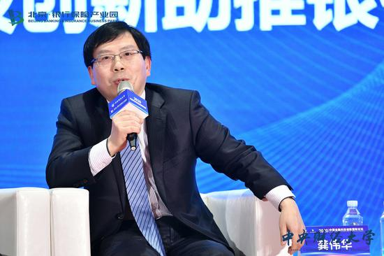 北京银行龚伟华:疫情下金融科技发展对银行业起到加速作用!