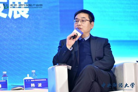 韩波:银行的数字化转型要以数字信息为基础!